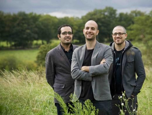 X HU Photo Trio 2 Shai Maestro Trio LORES