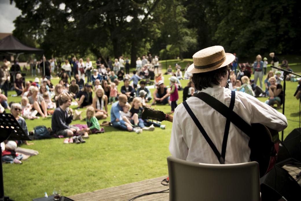 Jazz i parken-4 Donovan Von Martens