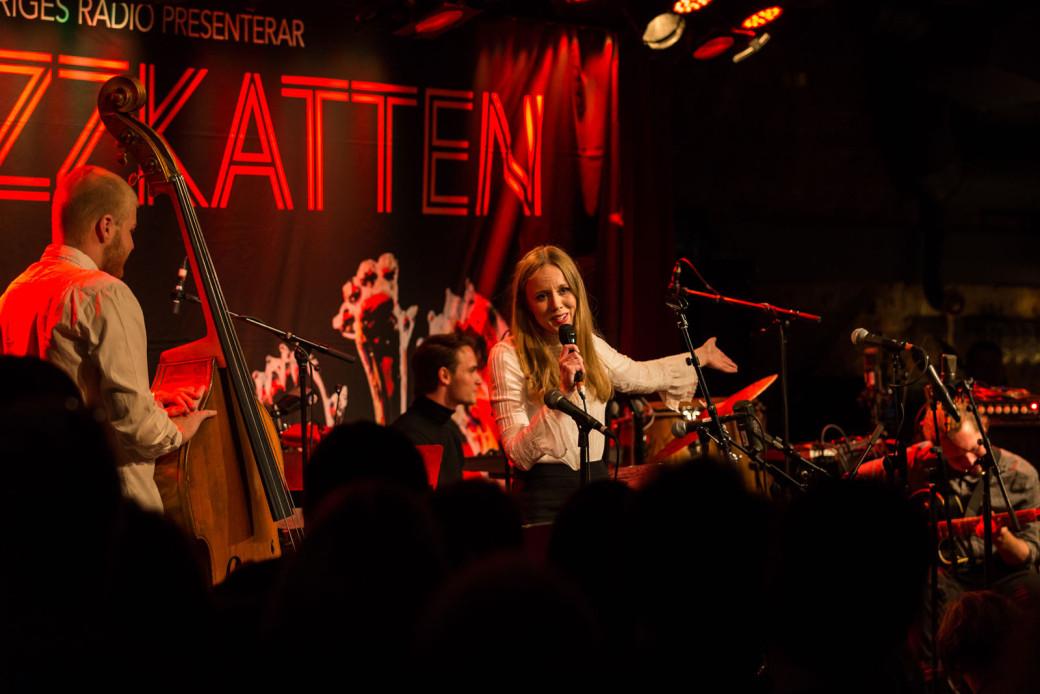 P2 Jazzkatten 2017 Live: Ellen Andersson Quartet foto: Mattias Ahlm/Sveriges Radio