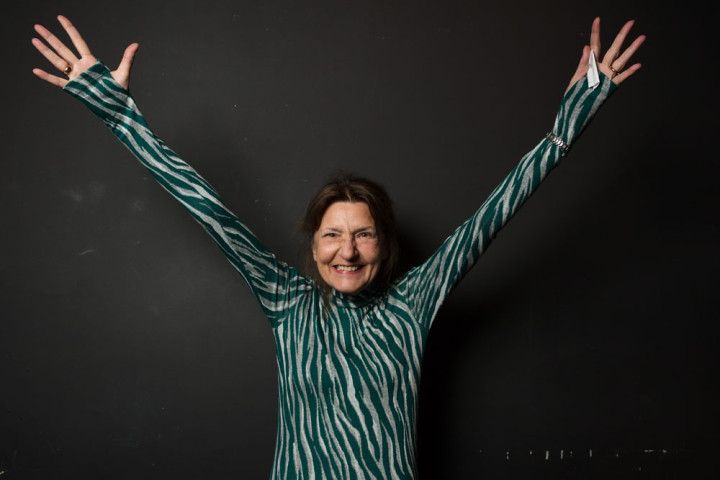 "P2 Jazzkatten 2017 Juryns specialpris Miroslawa ""Mirka"" Siwek foto: Mattias Ahlm/Sveriges Radio"