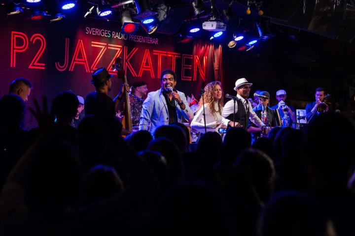 P2 Jazzkatten 2017 Live: La Liga Habanera foto: Mattias Ahlm/Sveriges Radio