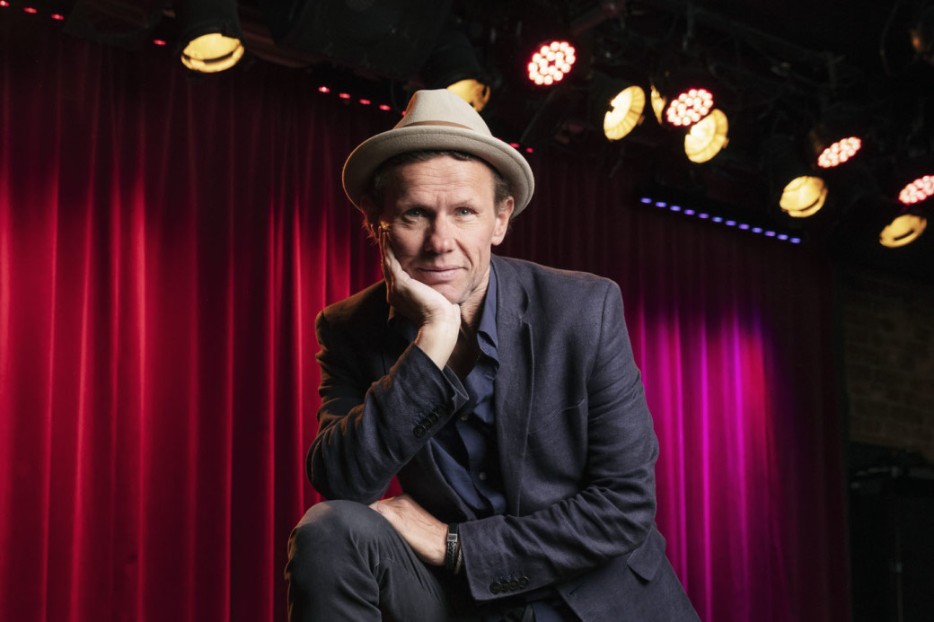 P2 Jazzkatten 2018 Bo Sundström, programledare P2 Sveriges Radio Foto: Mattias Ahlm/Sveriges Radio