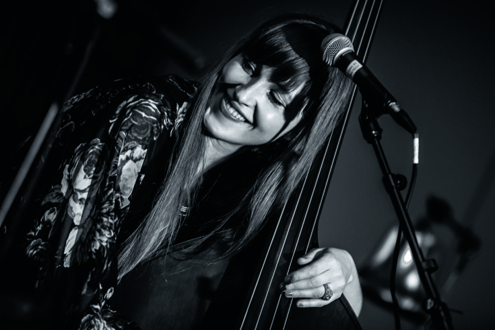 Ellen Andrea Wang konsert jazz