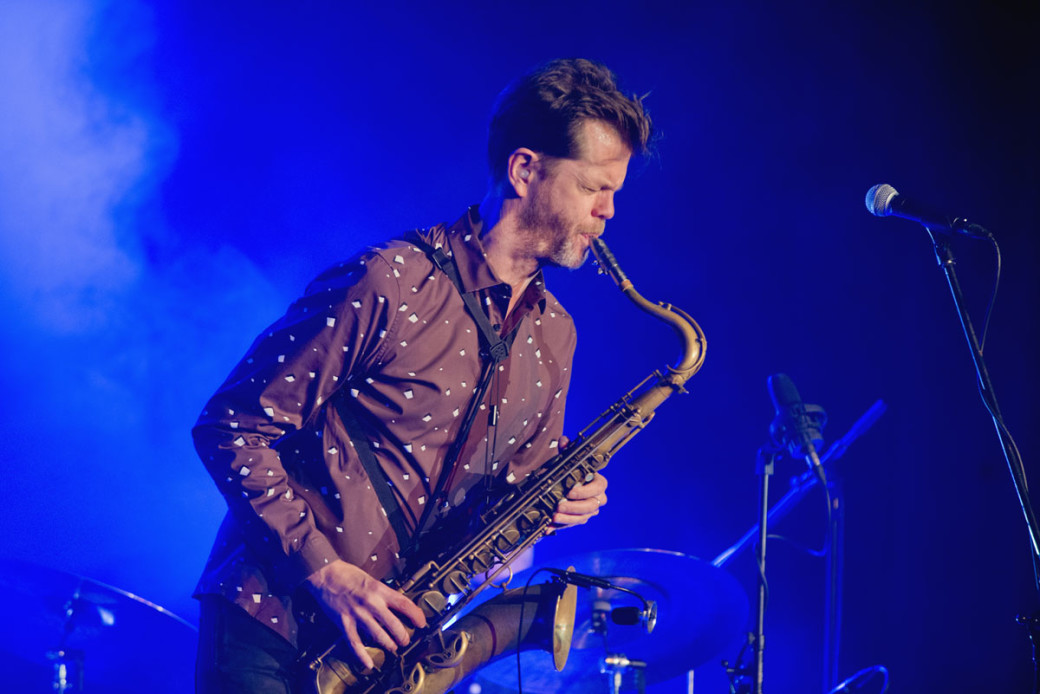 Donny McCaslin Group Jazzinec