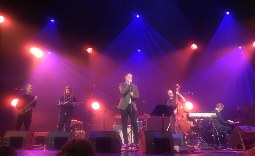 Magnus Carlson Moon Ray Quintet _ foto Sara Asplund