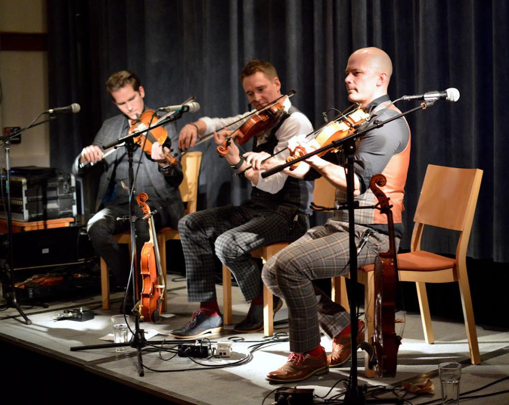 Nordic Fiddlers Bloc av S Brynnel WEBB