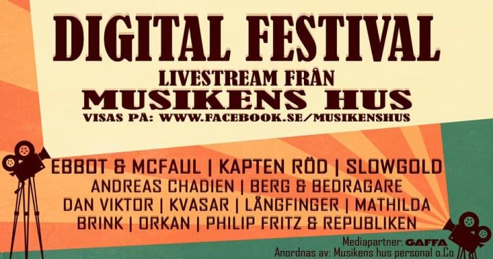 Digital Festival Musikens Hus