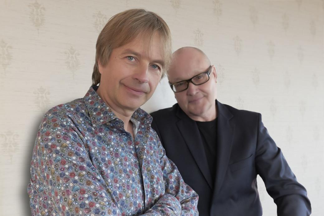 Nils Landdgren & Jan Lundgren