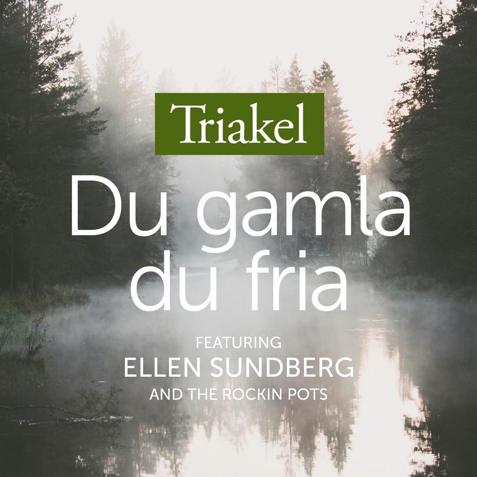 Triakel - Du gamla, du fria - Nationalsången - Artwork