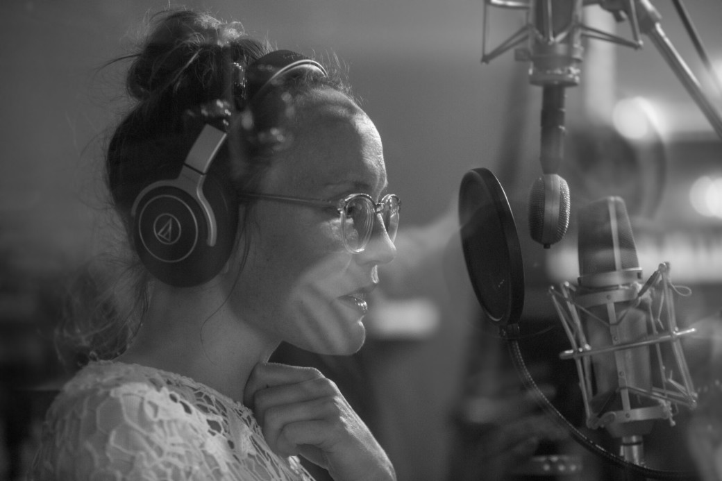 Sarah Riedel sånger för fred BILD Karl Friman
