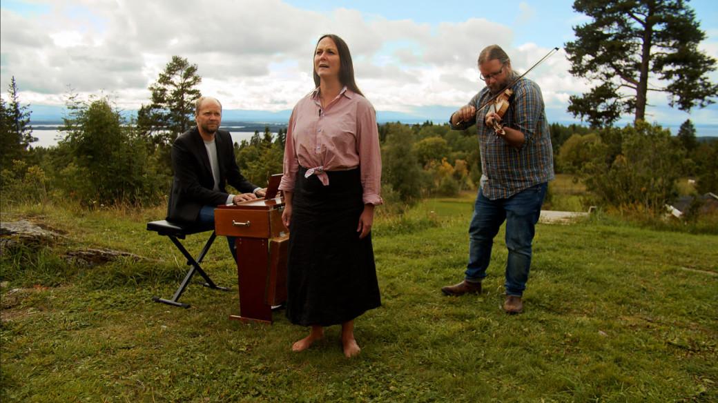 Triakel Onlinekonsertbild webb David Nyström – Stagemedia